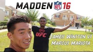 Friday Rivalry, MADDEN 16 Famous Jameis vs Magic Mariota