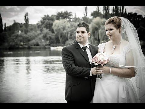 Barbara és Sándor esküvői felvételei Kálmánházán és Nyíregyházán