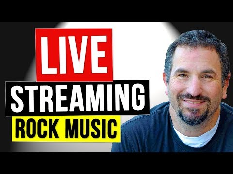 Live Streaming Rock Music