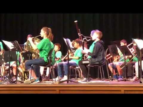 Manassas Park Middle School - Band & Choir 2018 Hershey Park Trip