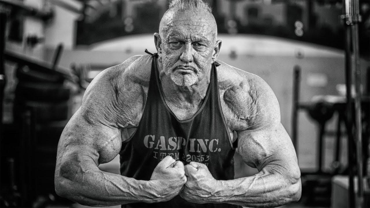 """Bodybuilder Harry """"Der Germane"""" Seele destroying arms at ... Seele Wallpaper"""