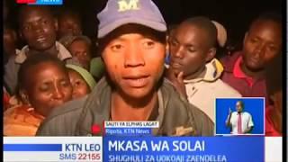 Mkasa wa Solai:Watu 48 wafariki,baada ya bwawa la Patel kupasuka