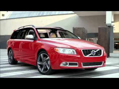 volvo v70 r design promo video detailed view driving. Black Bedroom Furniture Sets. Home Design Ideas