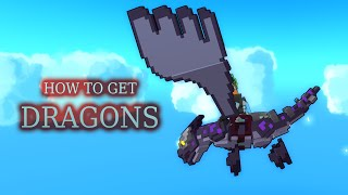 TROVE: How to get dragons! (EASY TUTORIAL)