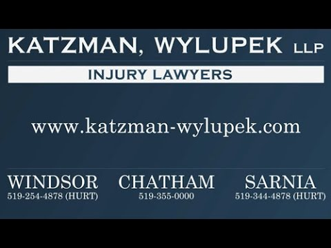 Experienced Personal Injury Lawyers   Windsor, Chatham, Sarnia
