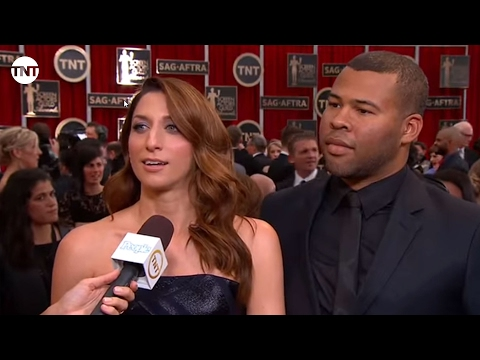 Chelsea Peretti I SAG Awards Red Carpet 2015 I TNT