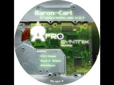 Aaron Carl - A3 - $hutdown (E:\ectro-bytes.exe v. 2.1)