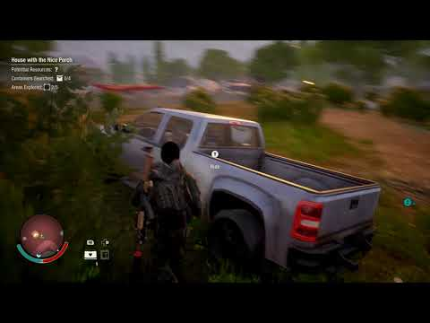 Lets (Kind Of) Play: State of Decay 2! Co-op!