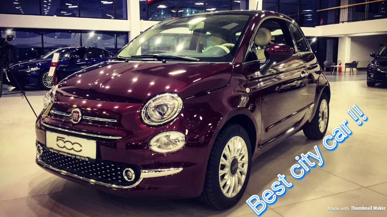 This Is The Best City Car 2018 Fiat 500 Review Exterior Interior