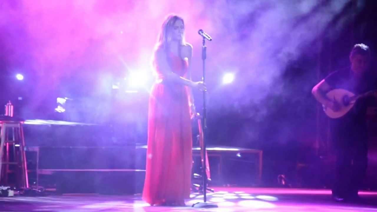 Άννα Βίσση - Βενετία, Άννα Με Πάθος Tour, Λευκωσία (30/07/2013)