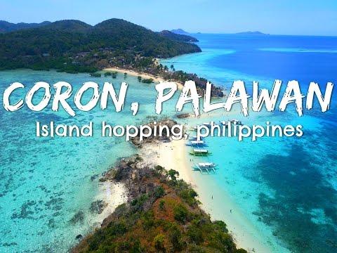 CORON, PALAWAN most beautiful islands Philippines