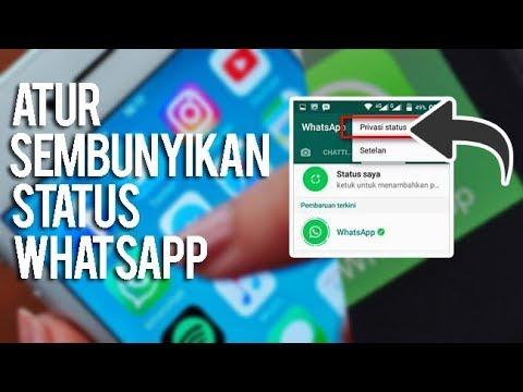 Bagaimana Cara Menyembunyikan Status Whatsapp Dari Orang Lain Wajib Tau