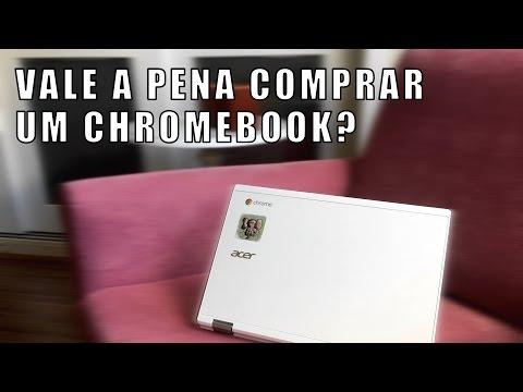 Vale a pena comprar um Chromebook?