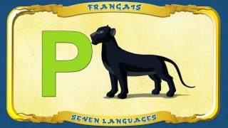 Multipedia -7 languages. Panther