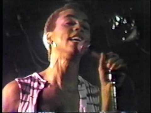 "RuPaul: ""Lisa"" and ""Fun - Happy Fun"" at the 688 Club in 1983"