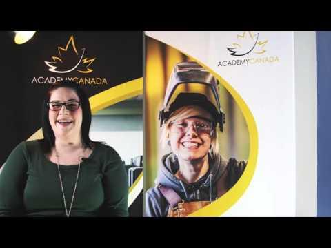 "Academy Canada ""Adult Basic Education"" Advertisement - Testimonials Version"