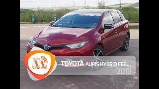 Toyota Auris Hybrid 2018 / Al volante / Prueba dinámica / Review / Supermotoronline.com