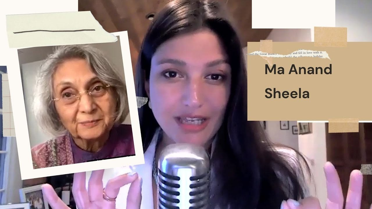S.W.I.R.L Ep #3: Love and ' The Cult'- Ma Anand Sheela