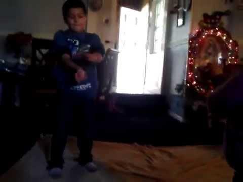 Adam luna bam bam dancing