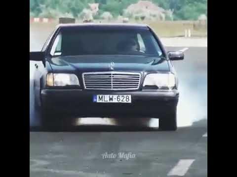 W140 AMG 7.3 V12 S Class Mercedes