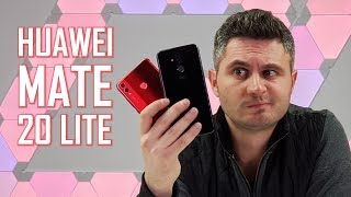 HUAWEI MATE 20 LITE - WHAT??? - [UNBOXING & REVIEW]
