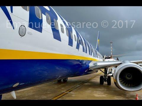 Trip report | Ryanair B737-800| Rome/Fiumicino (FCO) to Barcelona El Prat (BCN) | New Sky Interior