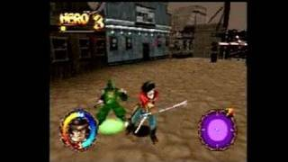 Rising Zan: The Samurai Gunman PlayStation