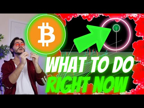 IF YOU HAVE BITCOIN OR ETHEREUM – WATCH ASAP!!! [do you see what I'm seeing]