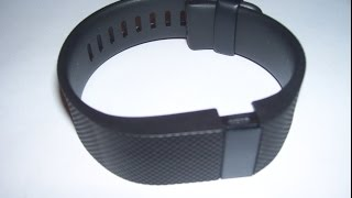 How to Replace a Fitbit Charge HR Band