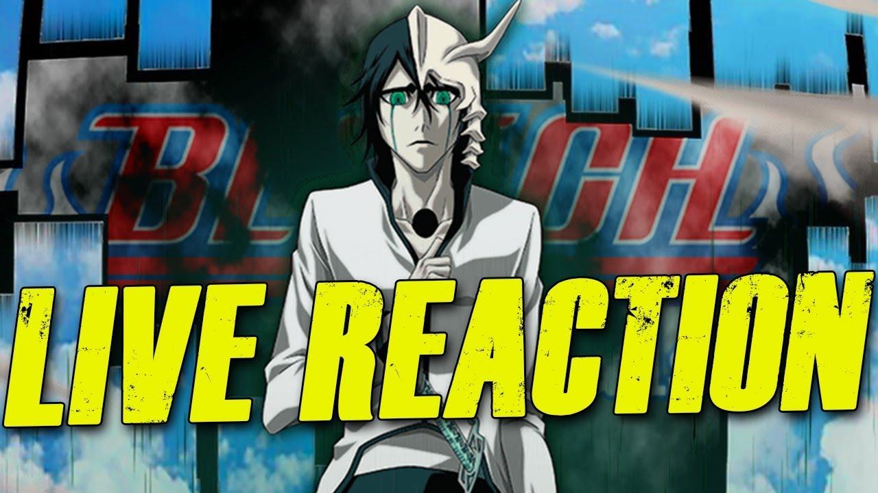 GAMEPLAY REACTION MANGA KISUKE/YORUICHI/YHWACH/ICHIGO