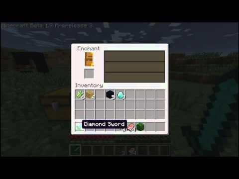 Minecraft wiki weapon enchanting