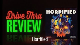 Horrified Review