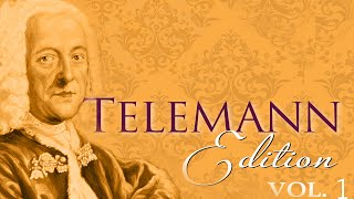 Telemann Edtion, Vol.1
