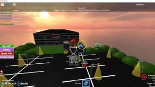 Playing Freeze Tag on Roblox || With Kawaii