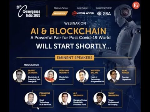 AI And Blockchain – A Powerful Pair For Post Covid-19 World