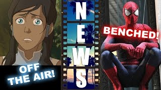 The Legend of Korra digital or cancelled?! The Amazing Spider-Man 3 2018! - Beyond The Trailer