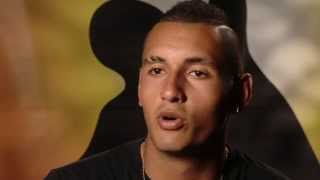 Nick Kyrgios interview (4R) - Australian Open 2015