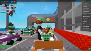 Roblox: Survive the Natural Disasters With Noah: Episode 2- Tornados in Trailer Parks