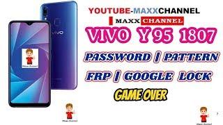 Vivo Y95 Pattern Unlock - Cerrocosocommunitycollege