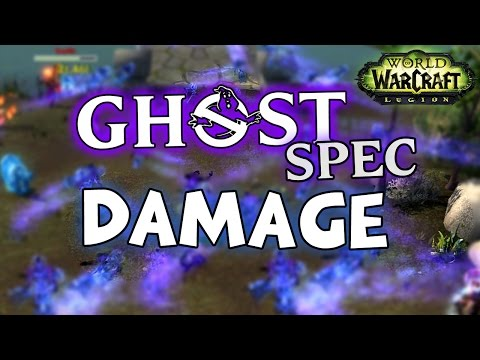 Legion lvl 110 Shadow Priest PVP - Testing the GHOST SPEC damage