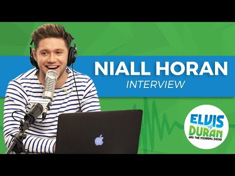 Niall Horan On Why He Was So Pumped To Work With Maren Morris | Elvis Duran Show