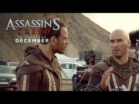 Assassin's Creed | The Leap of Faith [HD] | 20th Century FOX