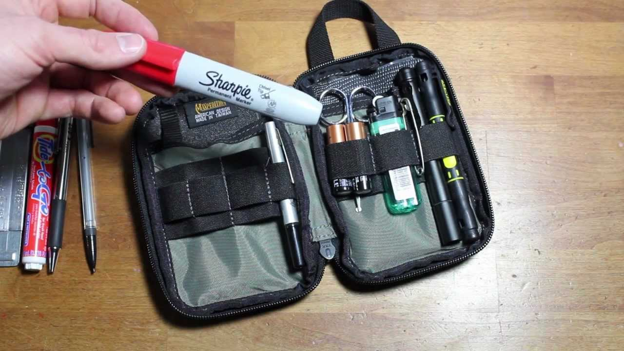 maxpedition mini  Maxpedition Mini Pocket Organizer - YouTube