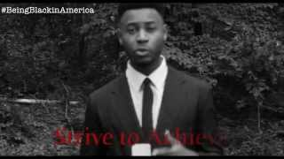 Being Black in America || Spoken Word