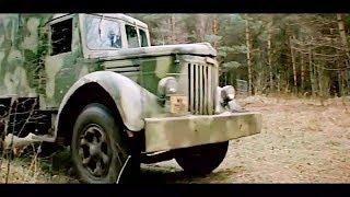 Немецкий автомобиль пеленгатор радистов