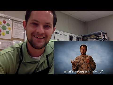 ERB reaction: George Carlin vs Richard Pryor