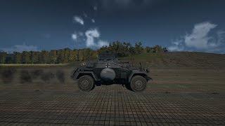 heroes generals sdkfz 222 search destroy