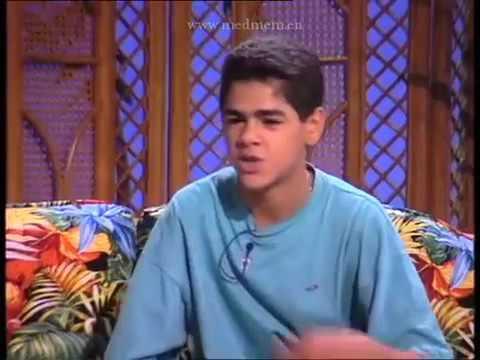 Premier passage pourri  télé de Jamel Debbouze sur 2M Maroc