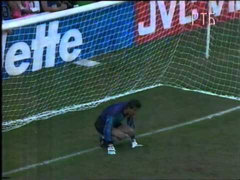 SP Italija 1990 - golovi