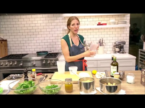 Real Simple Cooking School LIVE: Easy Meal Prep: 1 Hour 5 Items